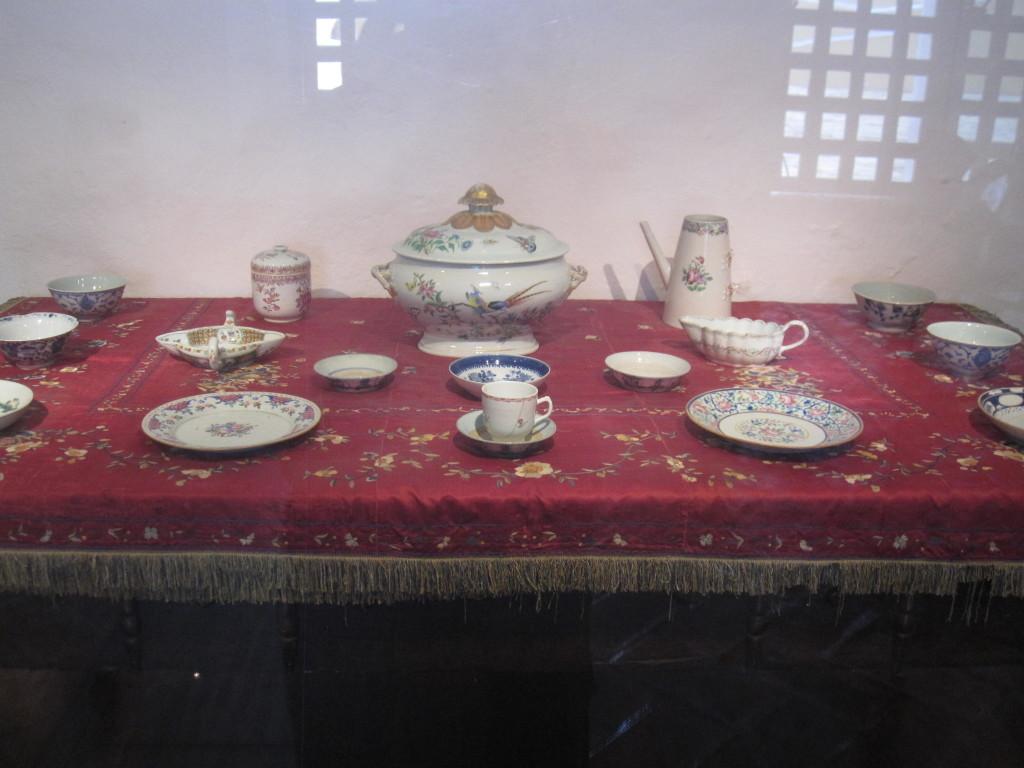 Kinesiskt porslin som importerades til Mexiko! Chinese porcelain imported to Mexico!