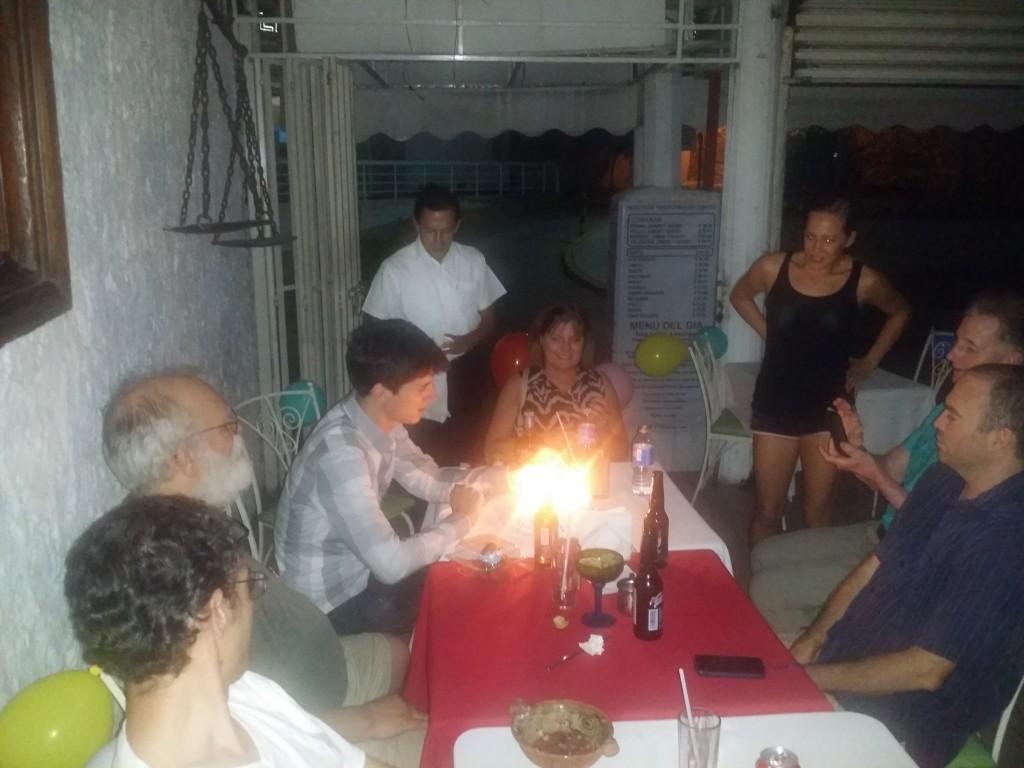Firade Davids födelsedag! Celebrated David's birthday!