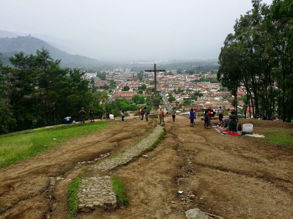 Cerro de la cruz!