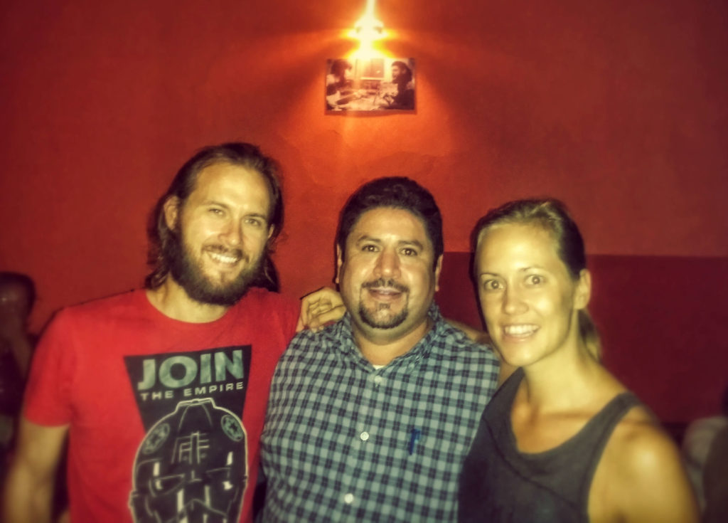Ett kärt återseende i Nicaragua! Tack Filimon för att vi fick umgås med er alla när vi var i Leon! / A lovely reunion in Nicaragua ! Filimon, thanks for letting us hang out with you all when we were in Leon!